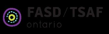 FASD Information for Ontario Logo